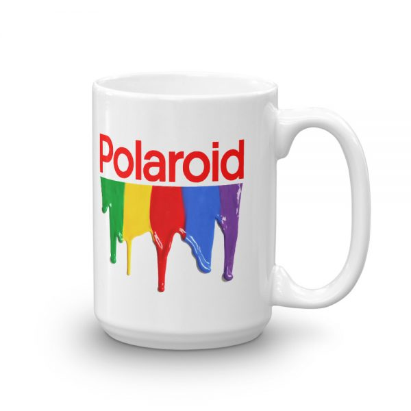 Polaroid mug