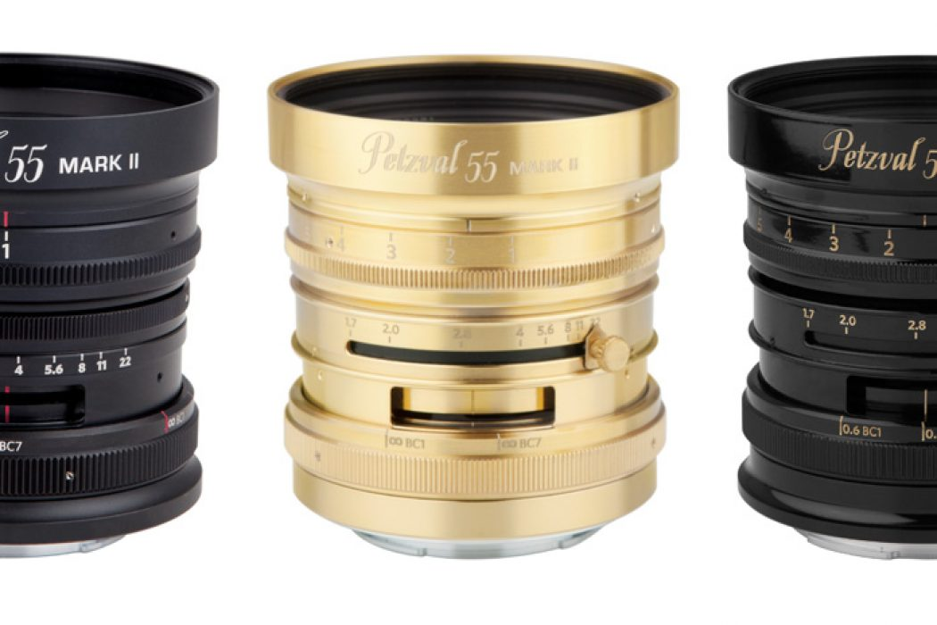 The Lomography Petzval 55MM