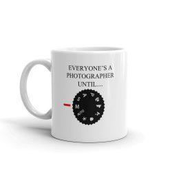 Mode Dial Mug