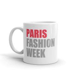 Paris FW Mug
