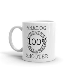 Analog Shooter Mug
