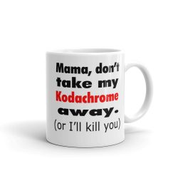 Kodachrome Mug