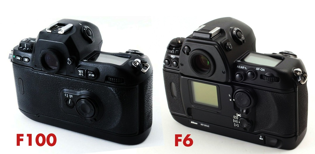 Nikon F100 – Closest to DSLR?