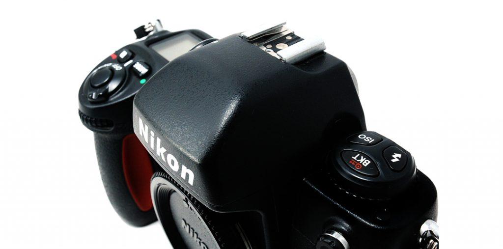 Nikon F100 Film DSLR