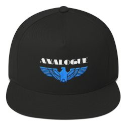 Analogue Embroidered Cap