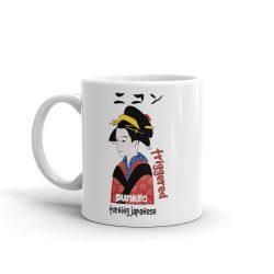 Nikon Geisha Mug