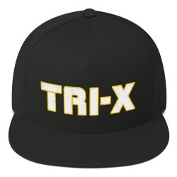 Tri-X Embroidered Cap