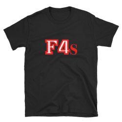 F4s Tee