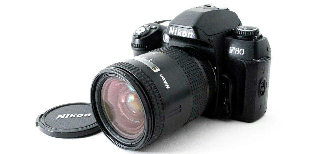 Nikon F80/N80 – Still A Bargain
