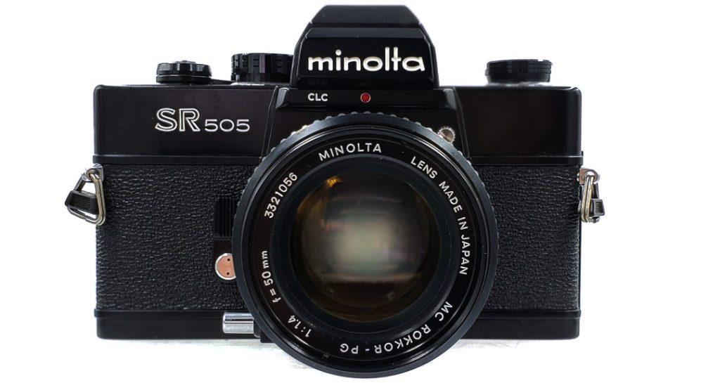 Minolta SR-T Series