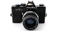 Minolta SR-T Series Secret