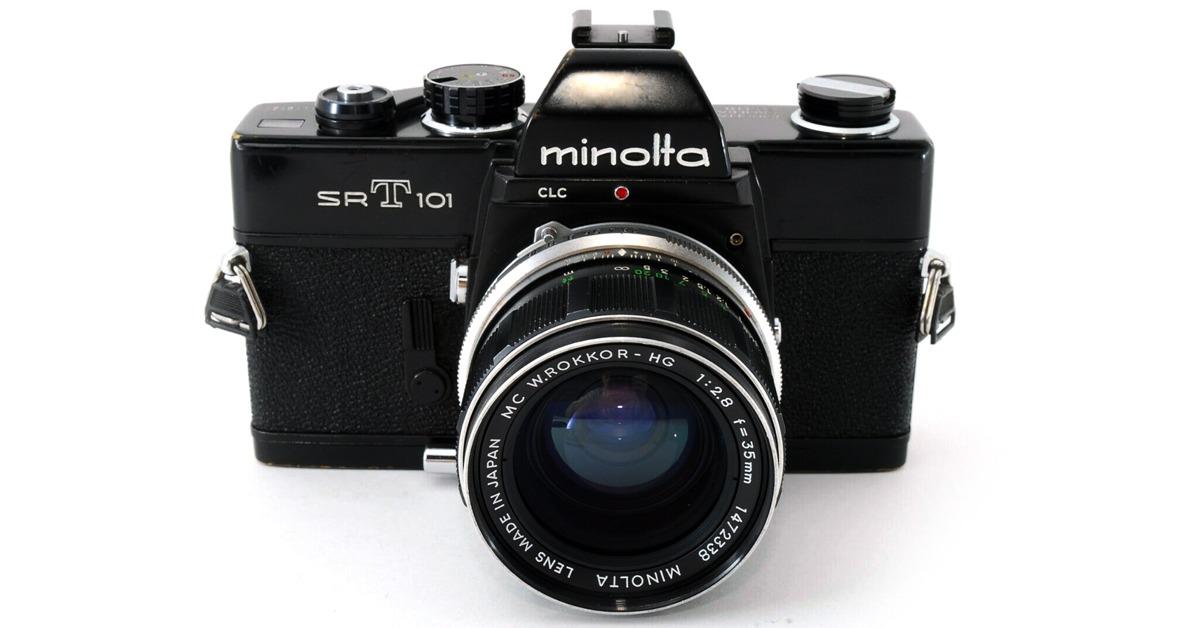 Minolta SR-T Series Secret