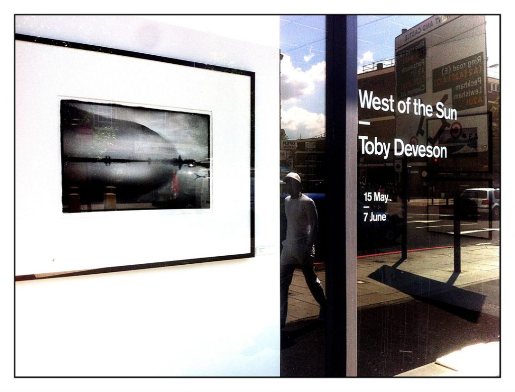 Toby Deveson West of the Sun